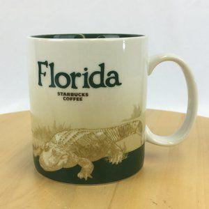 Starbucks Florida Global Icon Coffee Mug 2010